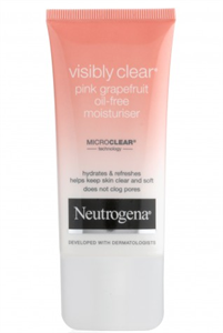 Neutrogena Visibly Clear Pink Grapefruit Oil-free Moisturizer