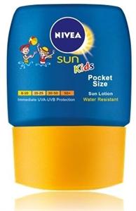 Nivea Sun Kids F50 Gyermek Zsebnaptej