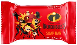 Oriflame Disney Pixar Incredibles 2 Szappan