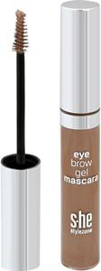 s-he stylezone Eyebrow Gel Mascara
