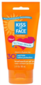 Kiss My Face Tattoo Shade Sunscreen Lotion SPF30