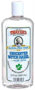 Thayers Unscented Witch Hazel With Aloe Vera Toner
