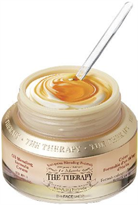 Thefaceshop The Therapy Oil Blending Formula Cream