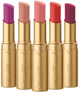 Too Faced La Crème Moisturizing Lipstick