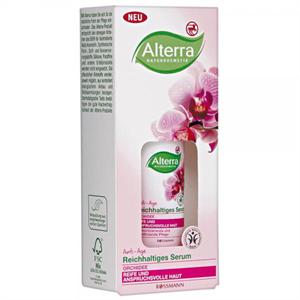 Alterra Anti-Age Szérum Orchidea