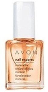 Avon Nail Experts Mineral Fix Körömerősítő Folyadék