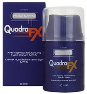 Avon Quadrafx Bőröregedést Késleltető Hidratáló Arckrém