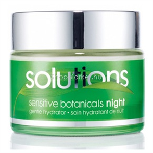 Avon Solutions Sensitive Botanicals Night Hidratáló Éjszakai Krém