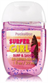 Bath & Body Works Pocketbac Surfer Girl Anti-Bacterial Hand Gel