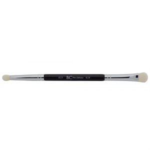 Blank Canvas Cosmetics E23/24 Double Ended Pencil/Flat Shader Brush