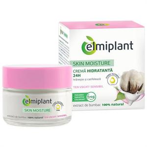 Elmiplant Hidratáló Krém Száraz/Érzékeny Bőrre Pamut Kivonattal