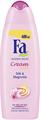 Fa Cream & Oil Silk & Magnolia Habfürdő