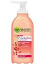Garnier Pure Fruit Energy Energizáló Arctisztító Gél Zsíros Pattanásos Bőrre