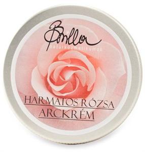Brilla Harmatos Rózsa Arckrém