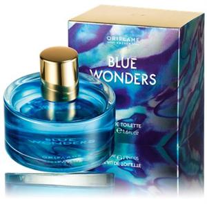 Oriflame Blue Wonders EDT