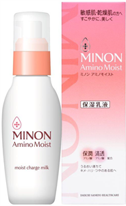 Minon Amino Moist Charge Milk