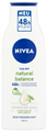 Nivea Natural Balance Testápoló Tej