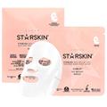Starskin Coconut Bio Cellulose Firming Skin Face Mask