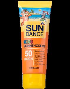 Sundance KIDS Napvédő Krém SPF50