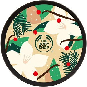 The Body Shop Warm Vanilla Body Scrub