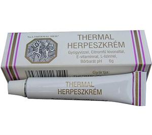 Thermál Herpeszkrém