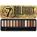W7 Goldibox Eye Color Palette