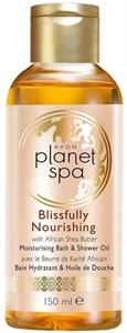Avon Planet Spa Blissfully Nourishing Hidratáló Fürdő- és Tusolóolaj