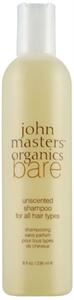 John Masters Organics Bare Unscented Sampon