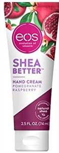 Eos Shea Better Hand Cream Pomegranate Raspberry