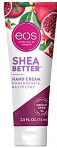 Eos Shea Better Hand Cream Pomegranate Raspberry