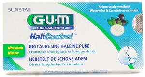 GUM Halicontrol Egészséges Lehelet Tabletta