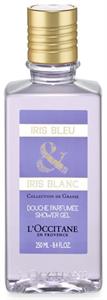 L'Occitane Kék Írisz & Fehér Írisz Tusfürdő