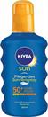 Nivea Sun 50 Faktoros Vízálló Napozó Spray