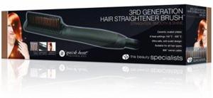 Rio Beauty Harmadik Generációs Pro Hair Hajegyenesítő Kefe