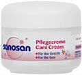 Sanosan Natural Kids Care Cream