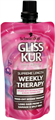 Schwarzkopf Gliss Kur Supreme Length Rinse-Out Intense Treatment Weekly Therapy Hajpakolás