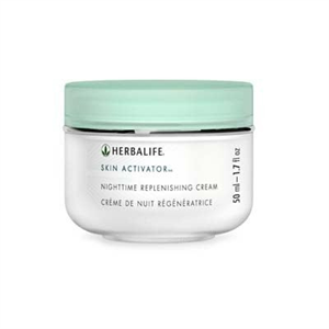 Skin Activator Nighttime Replenishing Cream