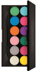 Sleek Ultra Matte Brights V1 I-Divine Palette