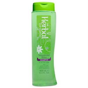 The Herbal Hair Company Sensational Shine Shampoo - Ragyogást Adó Sampon