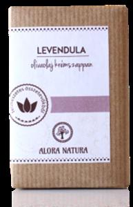 Alora Natura Levendula Szappan - Extra Szűz Olívaolaj Szappan
