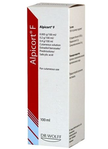 Dr. Wolff Alpicort F Oldat