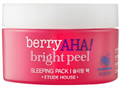 Berry AHA! Bright Peel Sleeping Pack