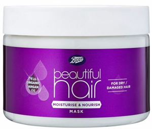 Boots Beautiful Hair Mositure And Nourish Mask