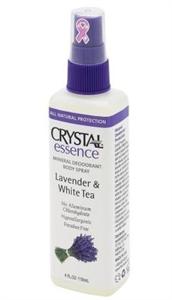 Crystal Levendulás-Fehér Teás Spray