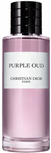 Dior Maison Christian Dior Collection Purple Oud