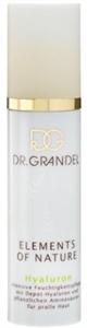 Dr.Grandel Elements of Nature Hyaluron Intenzív Hidratáló Krém