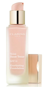 Clarins Everlasting Alapozó SPF 15