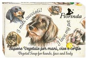 Florinda Szappan I Love My Pet - Tacskó - Eper
