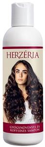 Herzéria Gyógynövényes és Koffeines Sampon