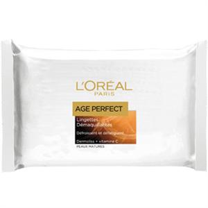 L'Oreal Age Perfect Sminklemosó Kendő